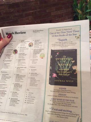 Ad NY Times